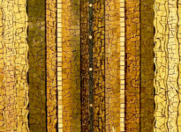 Fragments of Gold 2020 (image artist) 61 x 92 cms
